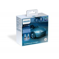 Светодиодные лампы H11 12/24V 24W PGJ19 6500K Ultinon Essential LED PHILIPS